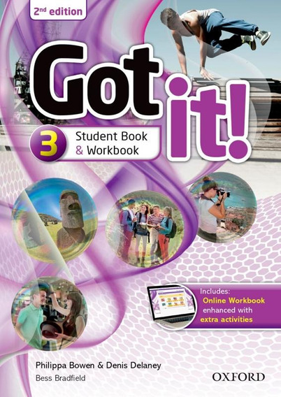 Got It! 3 - Student Pack With Digital Workbook - Second Edit