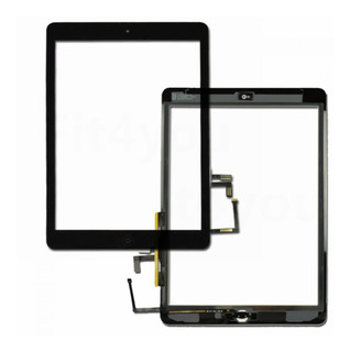 Cristal Digitalizador Touch iPad 5 Air 1 A1474 A1475 A1476