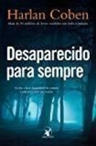 Livro Desaparecido Para Sempre Harlan Coben