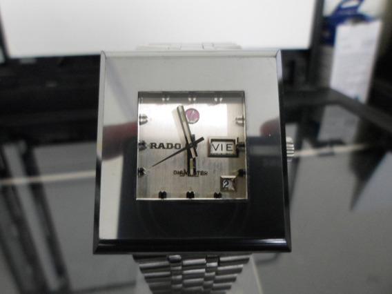 Reloj Rado Diamaster 10 Vintage Caballero