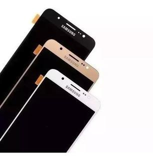 Tela Frontal Touch + Display Galaxy J7 Metal J710 C/ Brilho
