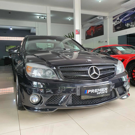 Mercedes-benz Classe C 6.3 Amg 4p 2010