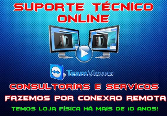 Suporte E Consultoria Em Computadores (online)