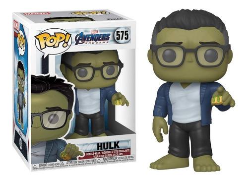 Funko Pop Hulk #575 With Taco Marvel Endgame Regalosleon