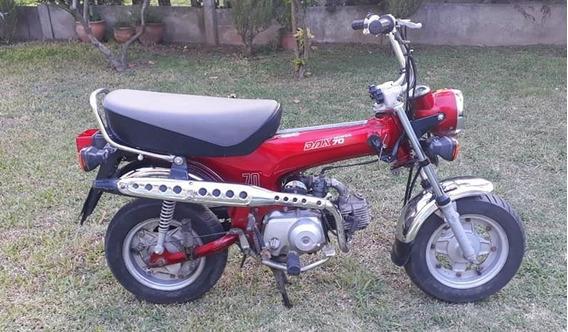 Honda Dax 70 Japonesa- Moto De Colección