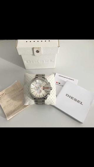 Relógio Diesel Dz4328/1bn Only The Brave