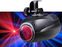 Iluminação Profissional Led Rgb Com Sensor De Batida Oferta