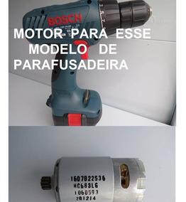 Motor Parafusadeira Bosch Gsr 12-2 12v-2609120259