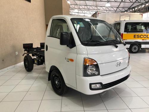 Hyundai Hr 2.5 Turbo 2022 0km Chassi Cabine