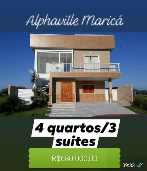 Casa No Alphaville 1 Maricá Direto Com O Proprietário