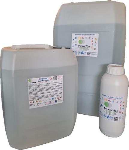 Imagen 1 de 3 de Desinfectante Viricida Formulado De Persan Active Lpu 25lts