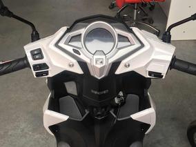 Honda Elite 125 0km Blanca