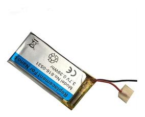 Bateria Apple iPod Nano 6 6th Geração Modelo A1366 616-0531