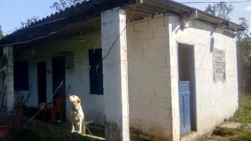 Chácara Em Itanhaém 5.4000m² Com 1 Dormitório. 4442e