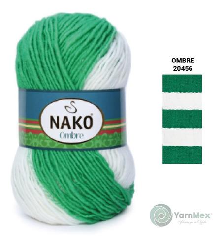 Estambre Nako Ombre Matizado | Difuminado