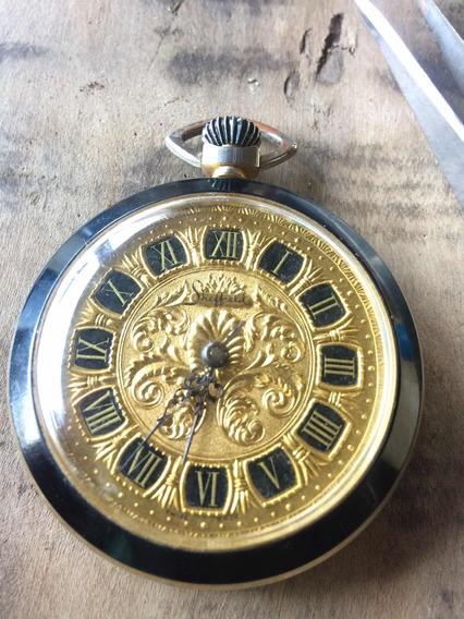 Relógio Sheffield Antigo De Bolso! Peça De Coleção 180