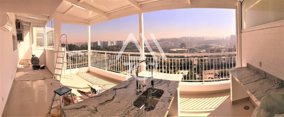 Apartamento Para Locação Na Chácara Santo Antônio - Ap09961 - 34271560