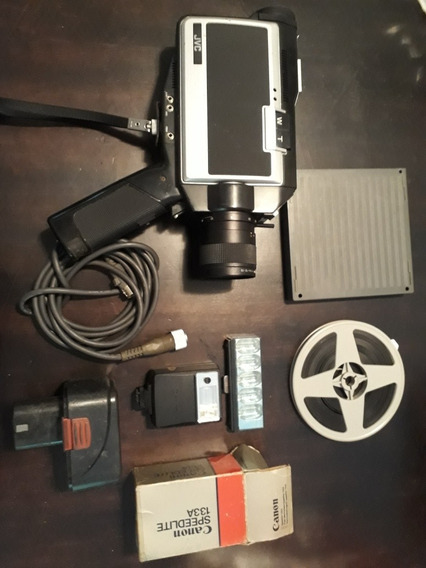 Antiga Filmadora Jvc Color Vídeo Câmera, Modelo Gx-88u 12v D