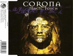 Corona - Magic Touch (cd Single Novo Raro)