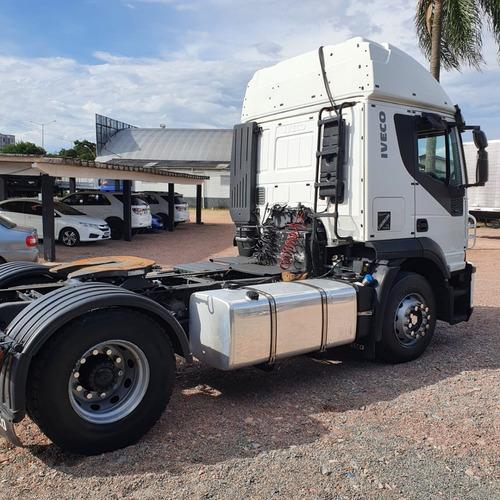 Caminhão Iveco Stralis 400 Cavalo Toco 4x2 2013 - Automático
