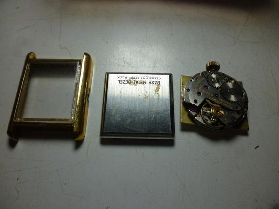 Relogio A Corda Wittnauer 22 X22 Mm