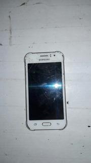 Celular Samsung Mobile Phone Sm-j110h/ds Conserto Ou Peças
