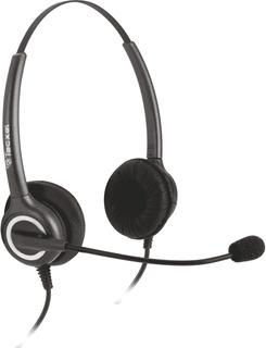 Headset Fone Tx11 Duplo Rj9