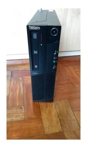 Cpu Desktop Lenovo M92p Core I5 3470 3ºgen. 4gb Ram Hd 500gb