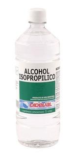 Alcohol Isopropilico Alta Pureza 1 Litro 99%