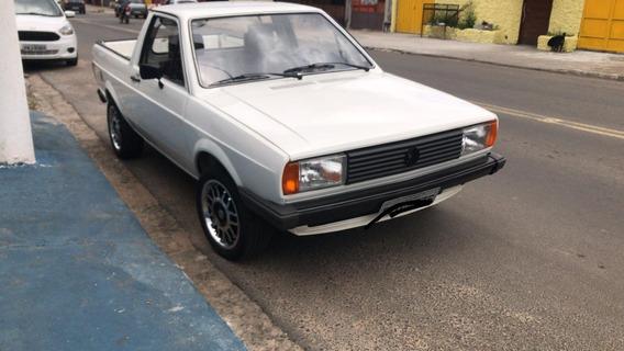 Volkswagen Saveiro 1985 S Em Perfeito Estado