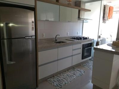 Apartamento Com 2 Suites Canasvieiras - 72149