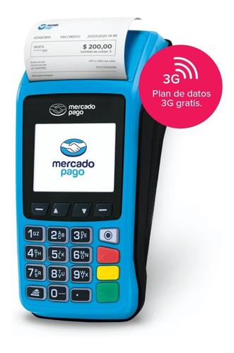 Mercado Pago Point Plus - Lector De Tarjetas