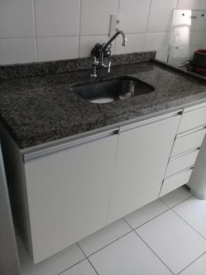 Aluguel - Apartamento 2 Dormitórios -1 Suite - 58m2 - 1 Vaga
