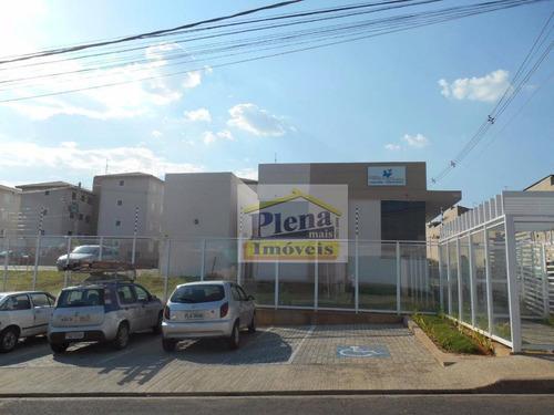 Imagem 1 de 14 de Apartamento Residencial Para Locação, Residencial Guairá, Sumaré - Ap0759. - Ap0759
