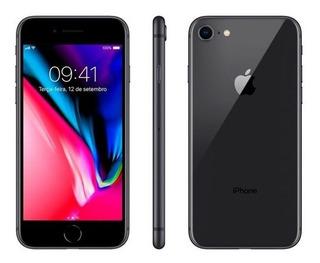 iPhone 8 64gb Cinza Espacial Estado De Novo Garantia Apple