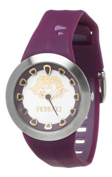 Reloj Fiorucci Sumergible Fr0103 Movimiento Japones, Dama-pu