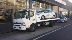 Camión Hino 816 - Grupo Toyota - Ideal Plancha De Auxilio
