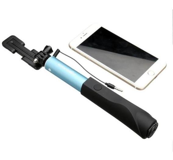 Pau Selfie Bastão Monopod Universal E Camera Go-pro