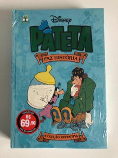 Hq Pateta Faz História Frankenstein Lacrado, Envio R$ 12,00