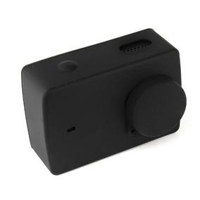 Case De Proteçao De Silicone - Camera Xiaomi Yi 4 K Ii Lite