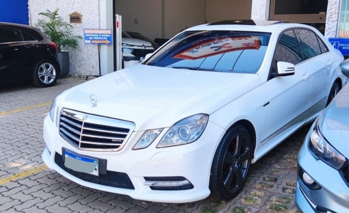 Mercedes-benz Classe E 2013 3.5 Avantgarde Sport 4p