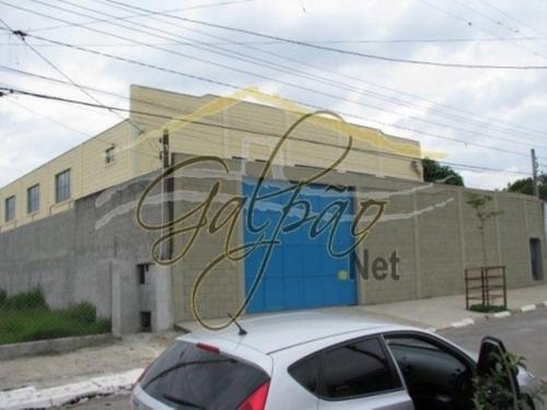 Imagem 1 de 30 de Ga2662 - Alugar Galpão Em Vargem Grande Paulista Com 1.000 Metros De Terreno, 680 Metros De Galpão, 526 Metros De Área  Fabril, 154 Metros De  Escritó - Ga2662 - 33874167