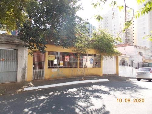 Casa Térrea Para Venda 211m² - Vila Monte Alegre (são Judas) - Id 1428 - 1428