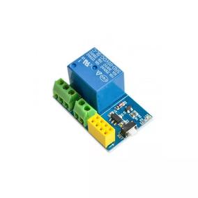 Adaptador Esp8266 Esp-01 Com Relé 5v 10a De 1 Canal