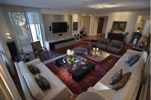 Imagem 1 de 30 de Apartamento À Venda, 424 M² Por R$ 1.400.000,00 - Morumbi - São Paulo/sp - Ap0857