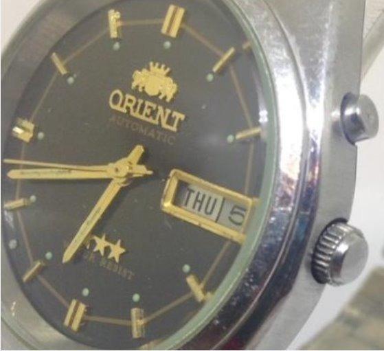 Relógio Orient T07340 Masculino Automático Webclock