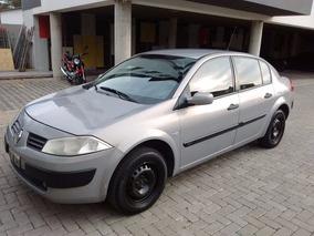 Renault Megane Ii Primera Mano - Oportunidad - Muy Bueno