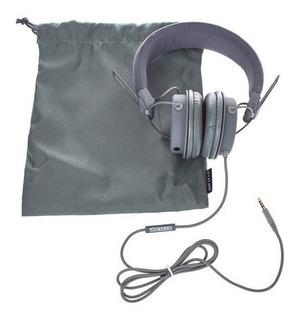 Auricular Profesional Dj Reloop Rhp-6 Gris Grey