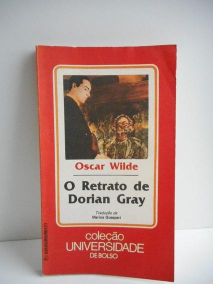 Livro O Retrado De Dorian Gray Oscar Wilde Ediouro