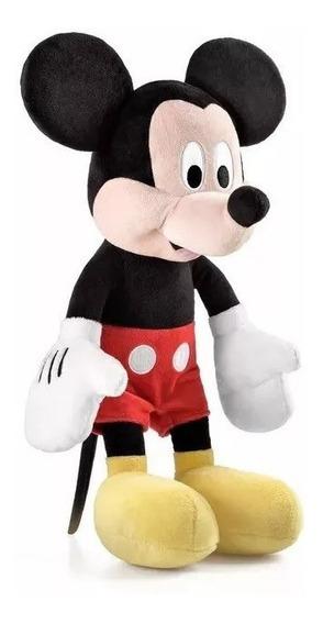 Pelúcia Mickey 33 Cm Disney Multikids